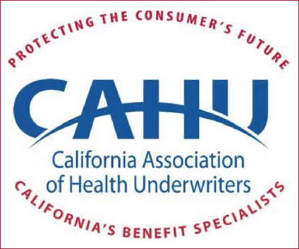 california association of health underwriters logo